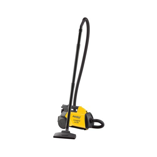 Eureka Mighty Mite Canister Vacuum, 3670G - Corded Yellow...