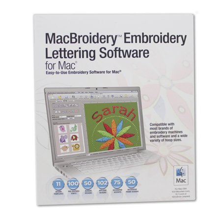 brother macbroidery embroidery lettering software for mac With lettering software for mac