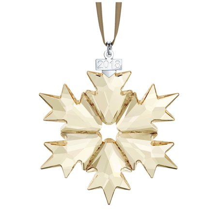 Swarovski SCS Christmas Ornament 2018 Large - 5376665](Large Ornaments)