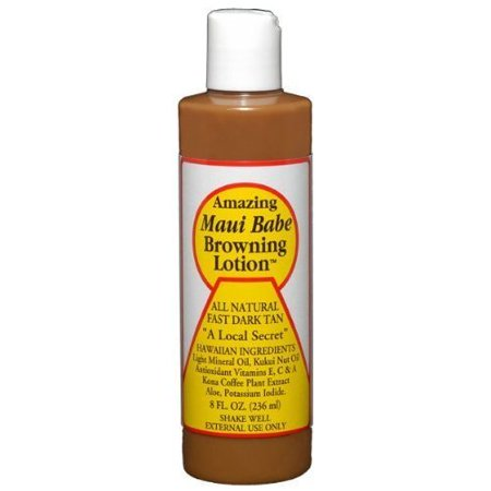 Amazing Maui Babe Browning Lotion (Maui Babe Browning Lotion 8 Ounces )