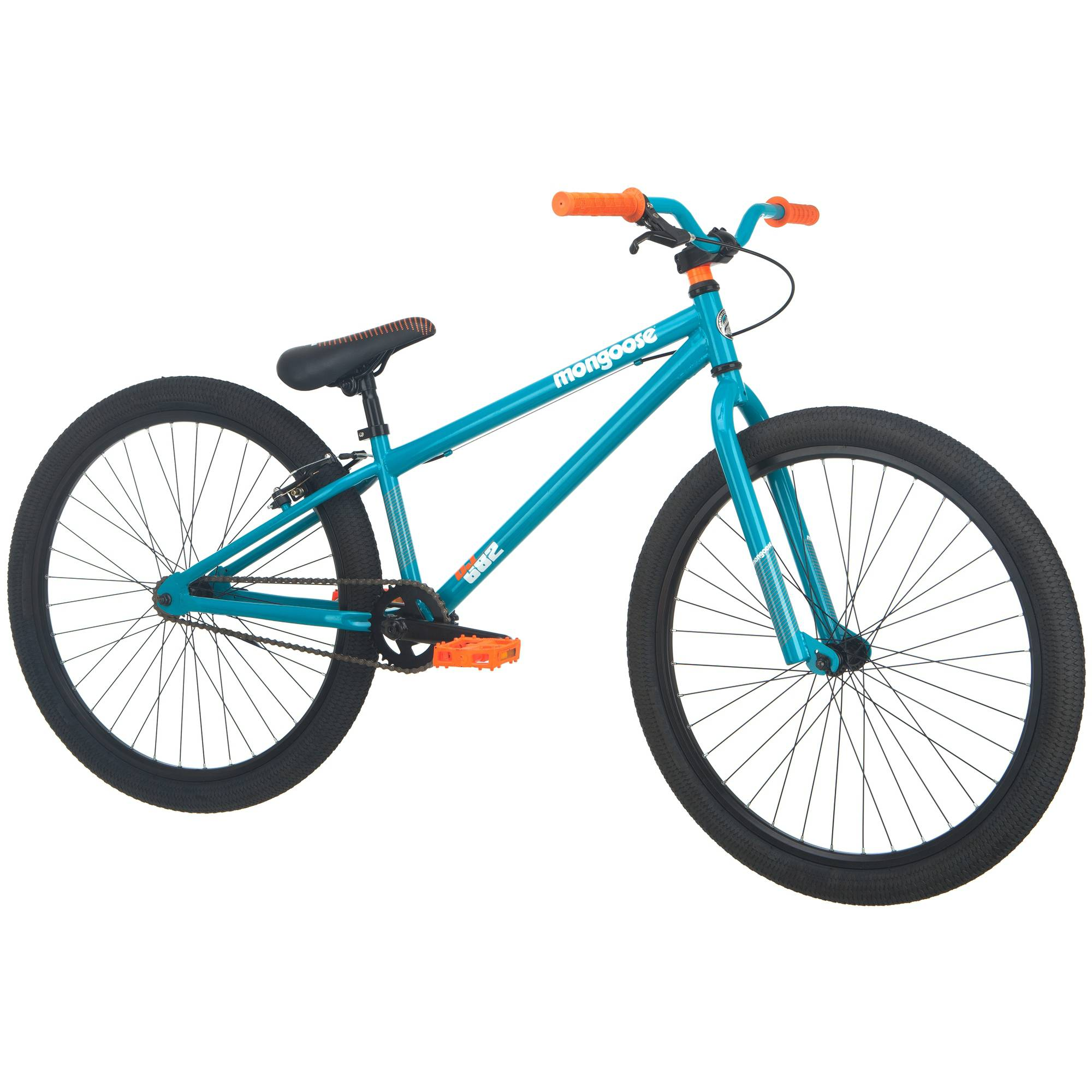 26 Mongoose Dirt Jump 682 Boys Mountain Bike Teal