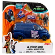 Disney Zootopia Mr. Otterton's Capture Vehicle & Figure