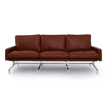 Kardiel Modern Leather Sofa