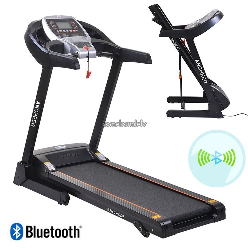 New 2.25hp Electric Folding Treadmill  Commercial Health Fitness Training Equipment WSY