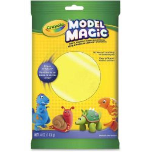 Model Magic Modeling Material - 1 Each - Neon Yellow (5760010096)