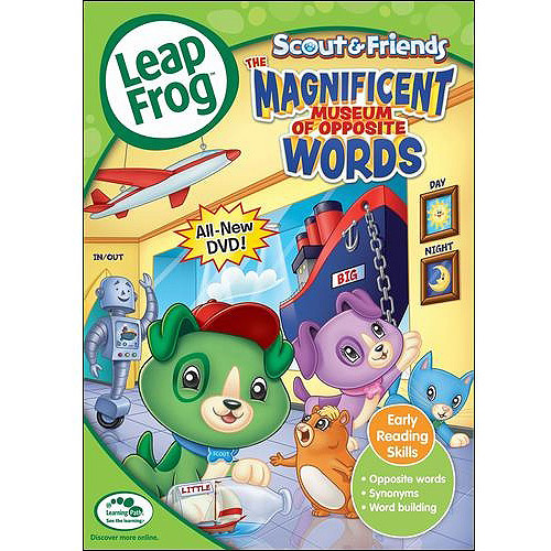 LeapFrog: The Magnificent Museum Of Opposite Words (Widescreen)