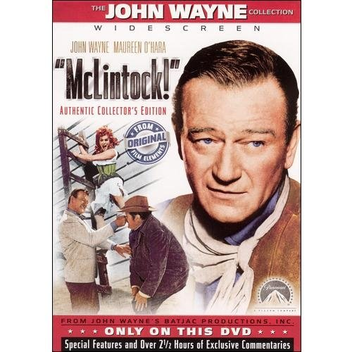 McLintock! (1963) (Authentic Collector's Edition) (Anamorphic Widescreen)