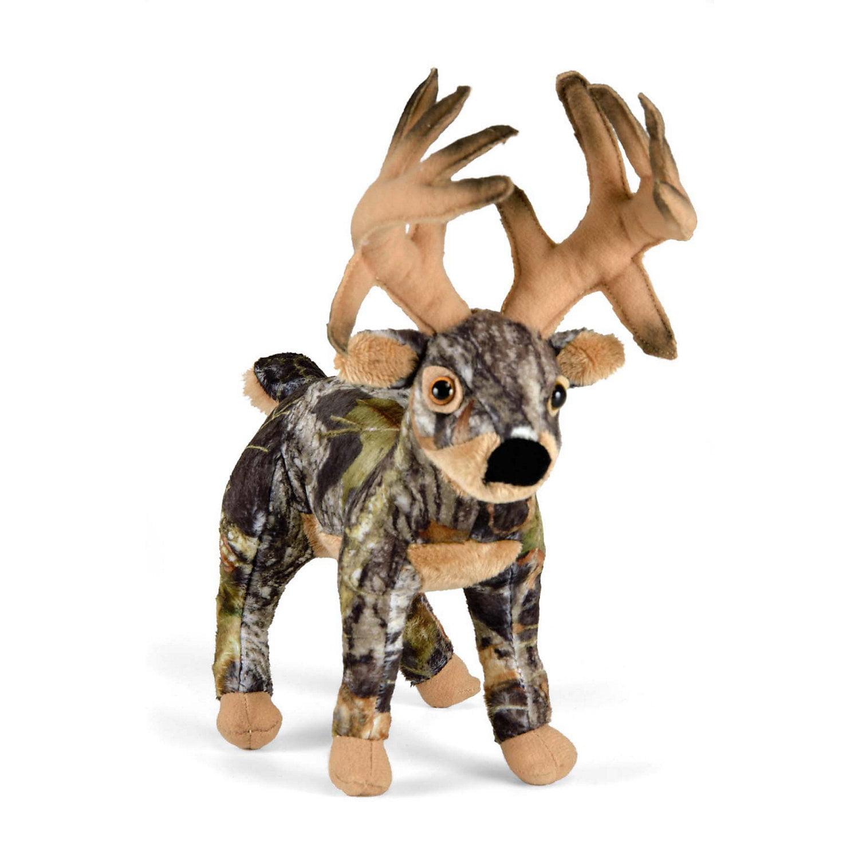 "Mossy Oak Break Up Whitetailed Deer Buck 10"" by Wildlife Artists - MBU-1830DWTB"