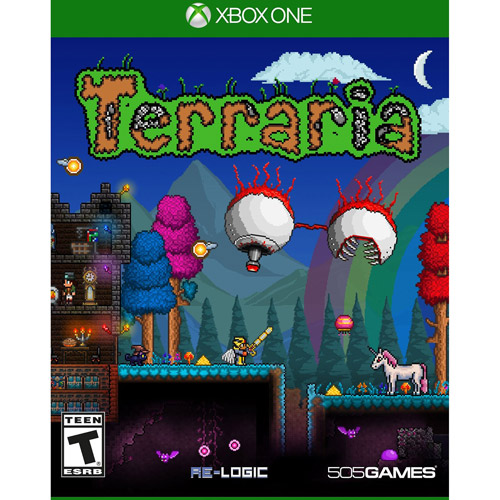 Terraria (Xbox One) 505 Games, 812872018317