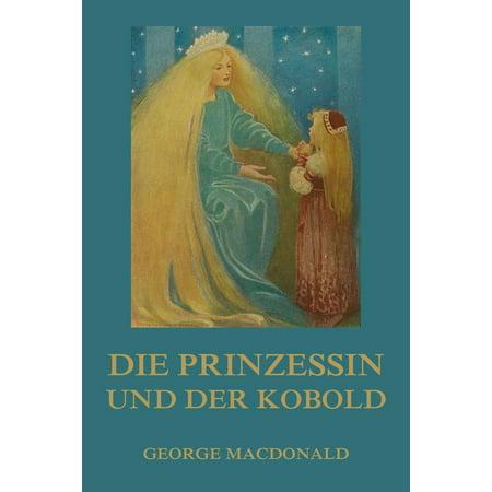 Die Prinzessin und der Kobold - eBook (Kobold Halloween)