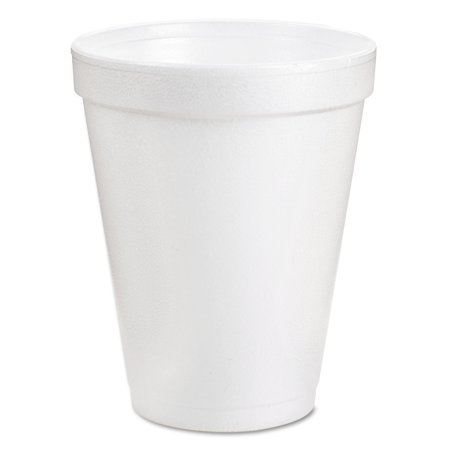 Styrofoam Drink Cups, 8 Oz., 1,000 Count Dart Big Drink Cup