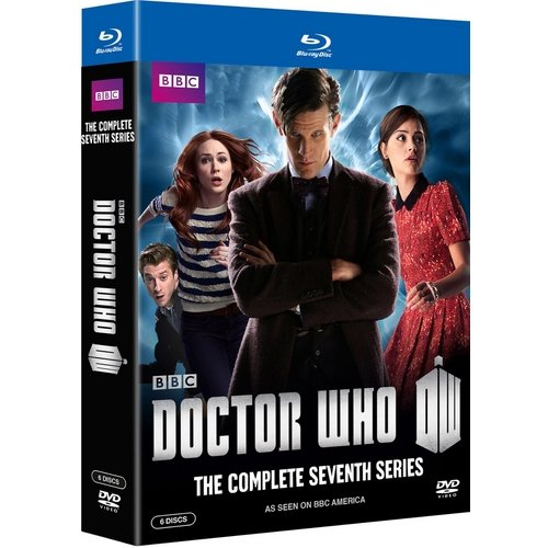 Doctor Who: The Complete Seventh Series (Blu-ray) (Anamorphic Widescreen)