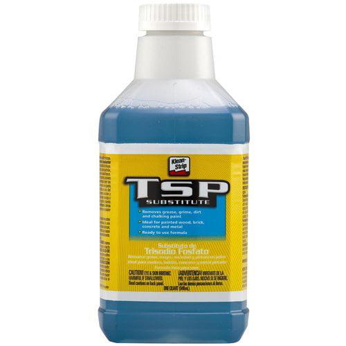 Klean Strip Tri-Sodium Phosphate Cleaner and Degreaser - Walmart.com
