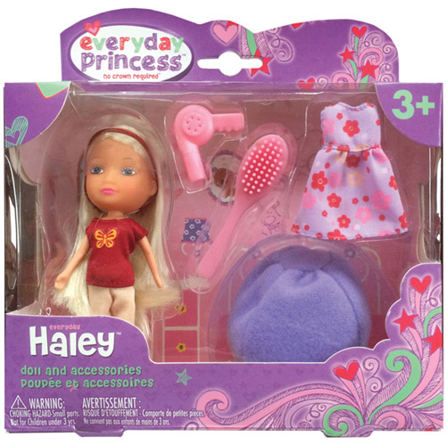 Neat-Oh! Everyday Princess Haley Doll and Bean Bag Chair
