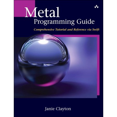 Metal Programming Guide   Tutorial And Reference Via Swift