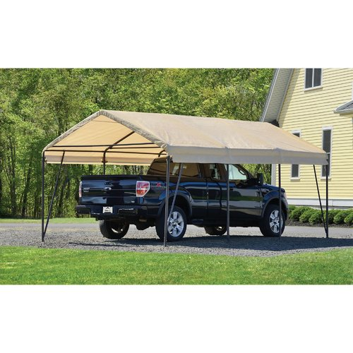Shelterlogic Carport-in-a-Box 12' x 20' x 9'