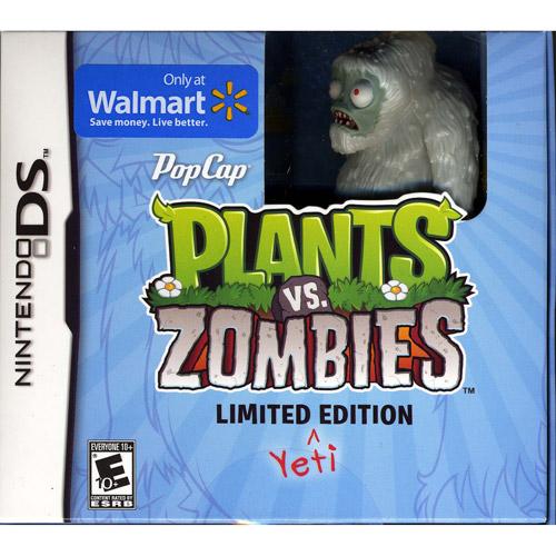 Cokem International Plants Vs Zombies Yeti Bundle