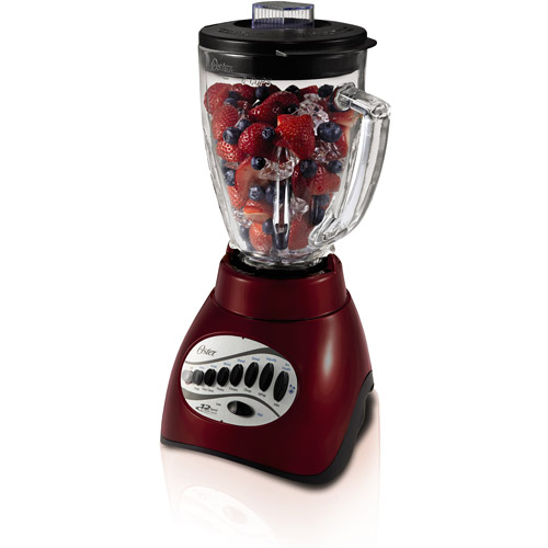 Oster 12-Speed Blender with Food Processor Attachment, BLSTCC-R00-FP0