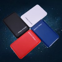 USB3.0 SATA3.0 Hard Disk Drive External HDD Enclosure Case Box Blue