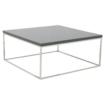 Euro Style Teresa Square Coffee Table ()