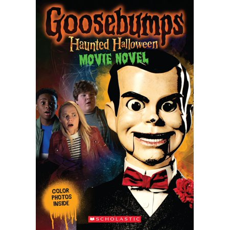 Haunted Halloween: Movie Novel E-Book (Goosebumps the Movie 2) - eBook