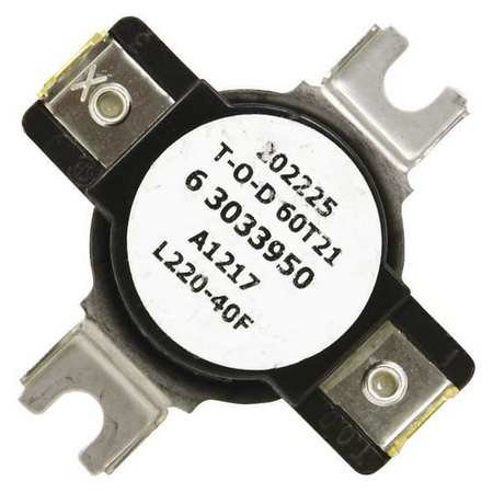 WHIRLPOOL 303395 High Limit Thermostat
