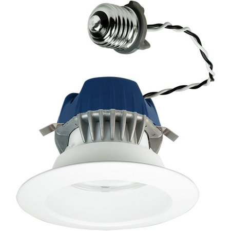 Cree 4 inch led recessed lights lighting compare prices at nextag 95w retrofit led downlight 50w equal 575 lumens aloadofball Images