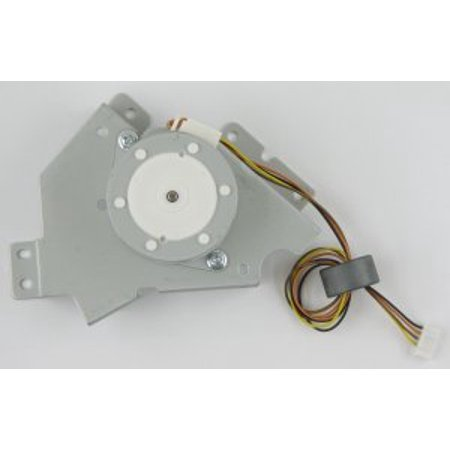 Lexmark 40x8008 Paper Feed Motor With Bkt LEX-2580-500 - Lexmark Paper Feed Rubber