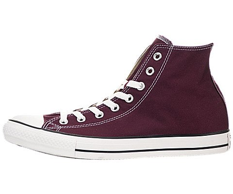 Converse 139784F: All Star Hi Unisex Sneakers Burgundy by Converse Inc.