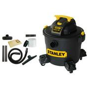 Stanley - 10-Gal. Wet/Dry Vacuum - Black