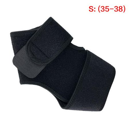 Safety Wrap - 2 PC/Pack Ankle Support Sports Safety Ankle Brace Support Stabilizer Foot Wrap For Ball Games Running Fitness