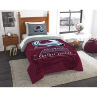 Colorado Avalanche The Northwest Company NHL Draft Twin Comforter Set