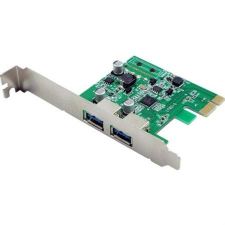 2 Port USB 3.0 PCIe Bus Int Cd - image 2 de 2