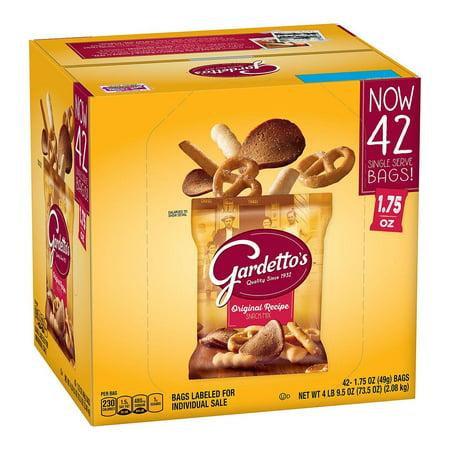 Product Of Gardetto'S Original Recipe Snack Mix (1.75 Oz., 42 Ct.) - For Vending Machine, Schools , parties, Retail