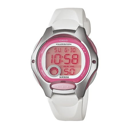 Collection Digital Watch for Children Battery lifetime of 10 years LW200-7a