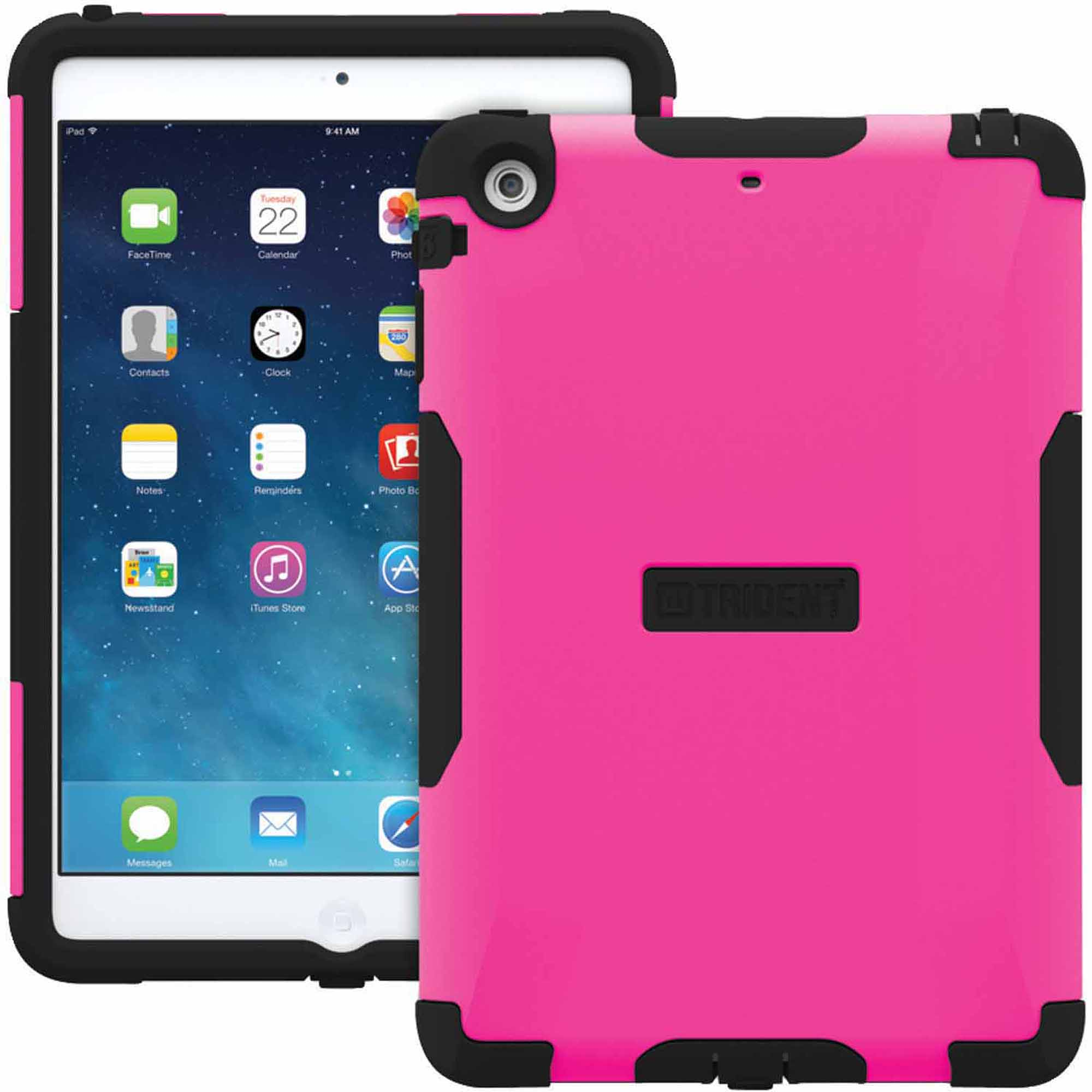 Trident Aegis iPad Mini Case Pink