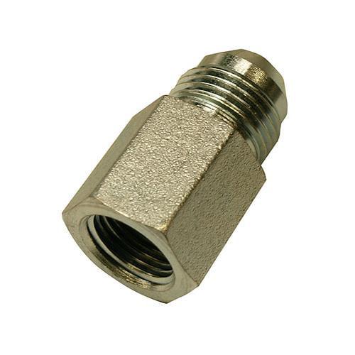Apache Hose & Belting 39036072 3/8Male JICx1/2 Adapter