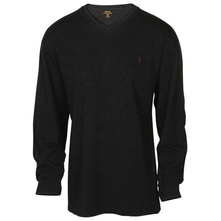 e8fd10145083f Polo Ralph Lauren - Polo Ralph Lauren Men's Big & Tall Heathered Pony T- Shirt - Walmart.com