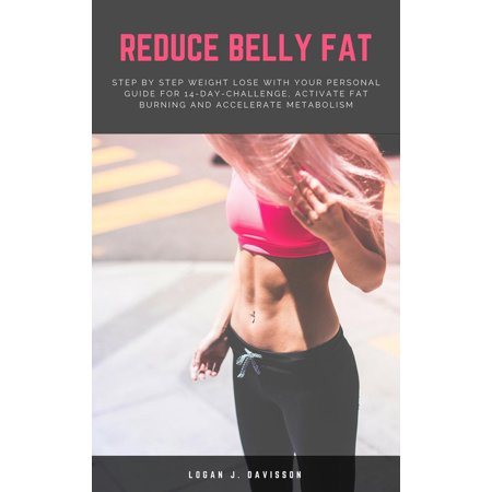 Reduce Belly Fat - eBook
