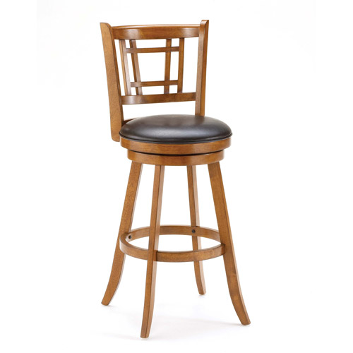 Hillsdale Furniture Fairfox Swivel Counter Stool Medium