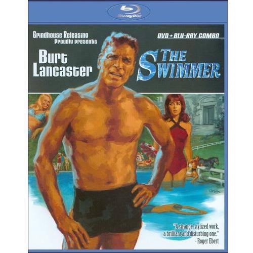 The Swimmer (Blu-ray + DVD)