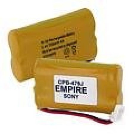 - Hi-Capacity NiCad Cordless Phone Battery for Sony SPP-N1000 (BP-T50)