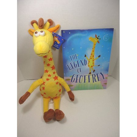 Plush 18 inch Geoffrey - Yellow, By Toys R Us - Toys R Us Malaysia Halloween