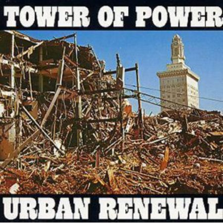Tower of Power - Urban Renewal [CD] (Tower Of Power Vinyl)