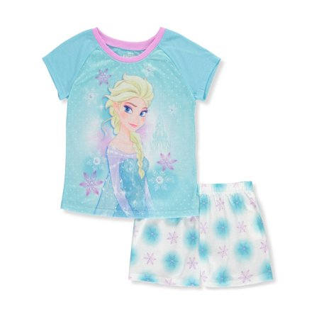 Disney Frozen Girls' 2-Piece Pajamas