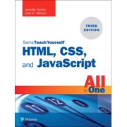 Html, Css, and JavaScript All in on