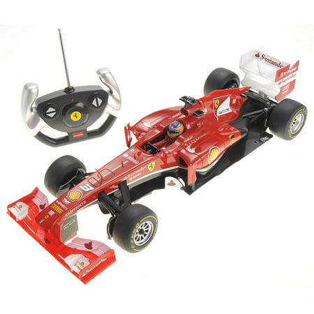 1:12 Remote Control Formula One F1 Ferrari , Electric Powered Full Function: Forward, Backward, Turn (Full Name Of Ferrari)