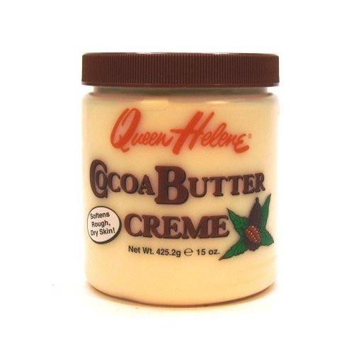2 Pack Queen Helene Cocoa Butter Crème 15 Oz Each