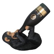 "Chimpanzee Wine Holder ""APE & GRAPE"""