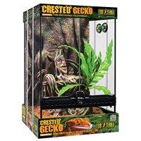 Exo Terra Small 11-Gallon Crested Gecko Habitat Kit